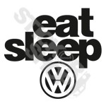 Eat Sleep VW
